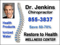 Back & Neck Pain Relief Clinic, Dr. Vernon Jenkins