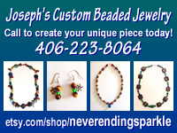 Josephs custom beaded jewelry