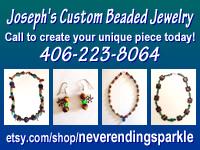 Josephs custom beaded jewelry